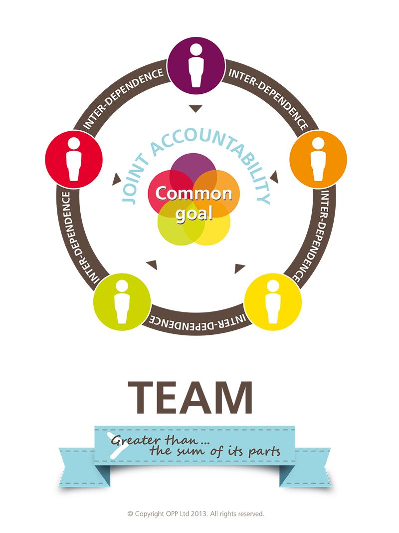 Does everyone need good team-working skills?