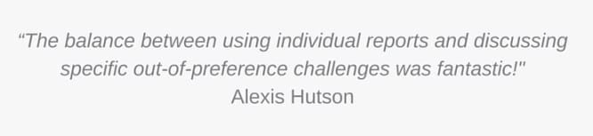 Alexis Hutson quote one