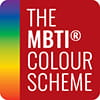 What do colours in MBTI mean?
