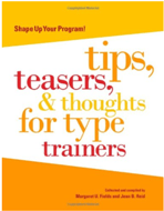 MBTI top books Shape up your program
