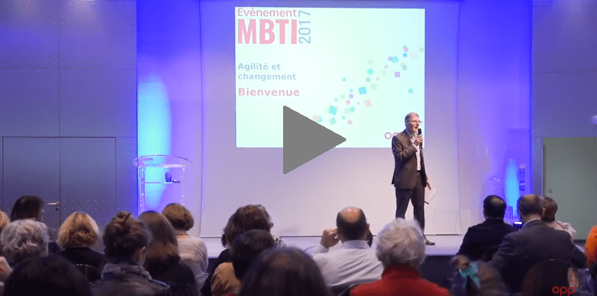 Evenement MBTI 2017  Paris