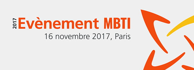 Evènement MBTI France 16 novembre 2017 Paris | OPP