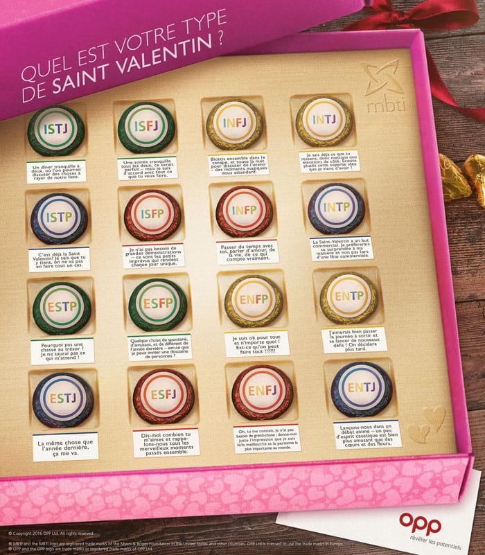 Valentine table small