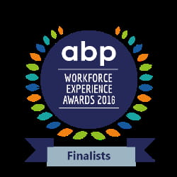 ABP Workforce Experience Awards Finalists 2016 logo 250x250