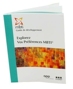 French MBTI Development Workbook