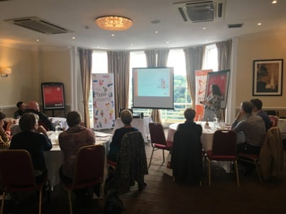 OPP's MBTI Link and Learn event in Bristol