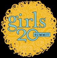 G(irls)20 Summit logo