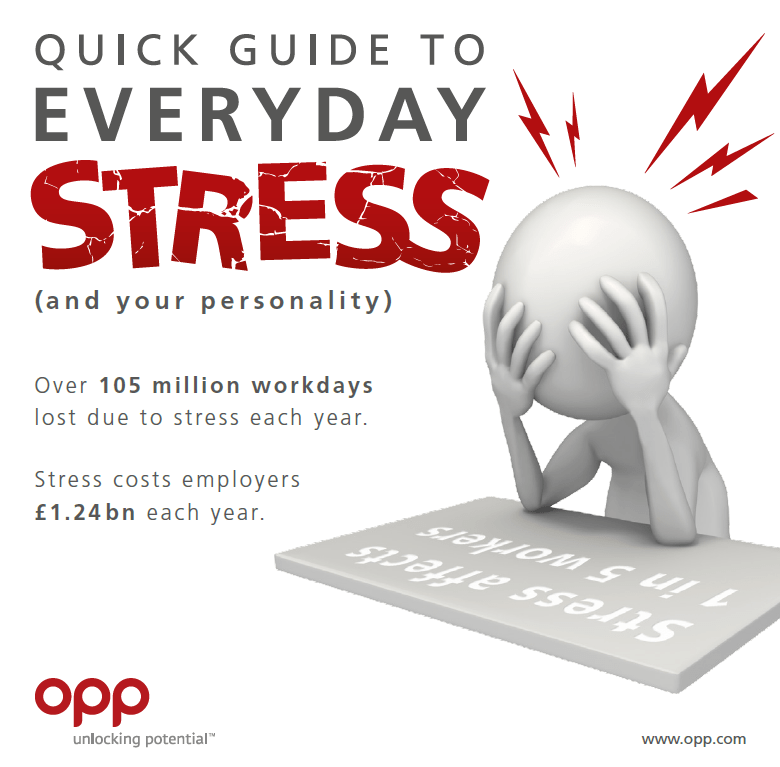 quick guide to everyday stress - cover