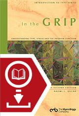 In the Grip: Understanding Type, Stress and the Inferior Function - eBook