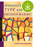 Introduction to Type and Decision Making (Engels) - eBook