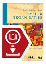 Inleiding tot type in organisaties - eBook