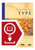 Inleiding tot type – eBook