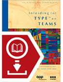 Inleiding tot type en teams – eBook
