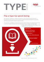 Whole Type: flip-a-type-tip speed dating exercise eBook