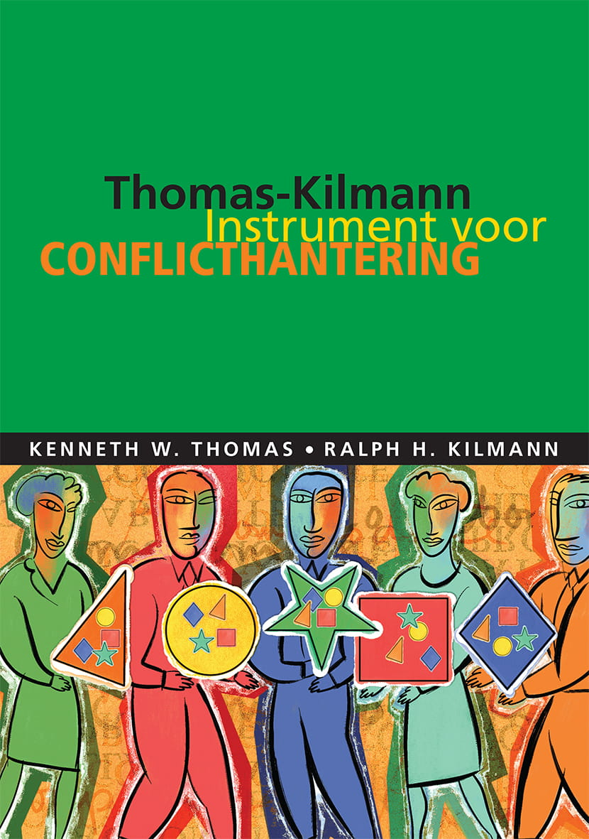 Thomas-Kilmann Conflict Mode Instrument Self-Scorable Question and Answer Booklet (pack of 10) - in Dutch