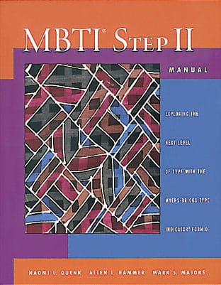 MBTI Step II Manual (European Edition)