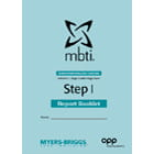 MBTI Step I Report Booklets - English (Pack of 10)