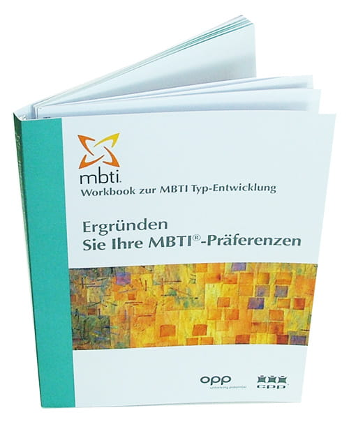 MBTI Development Workbook (German)