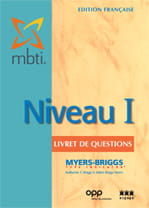 MBTI® Step I Question Booklet in French - 10 per pack