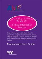 OPP ABLE CIA Manual