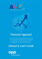 OPP ABLE Financial Appraisal manual