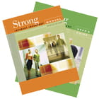 Strong Interest Inventory Manual and User's Guide bundle