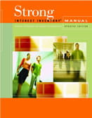Strong Interest Inventory® Manual (with Supplement)