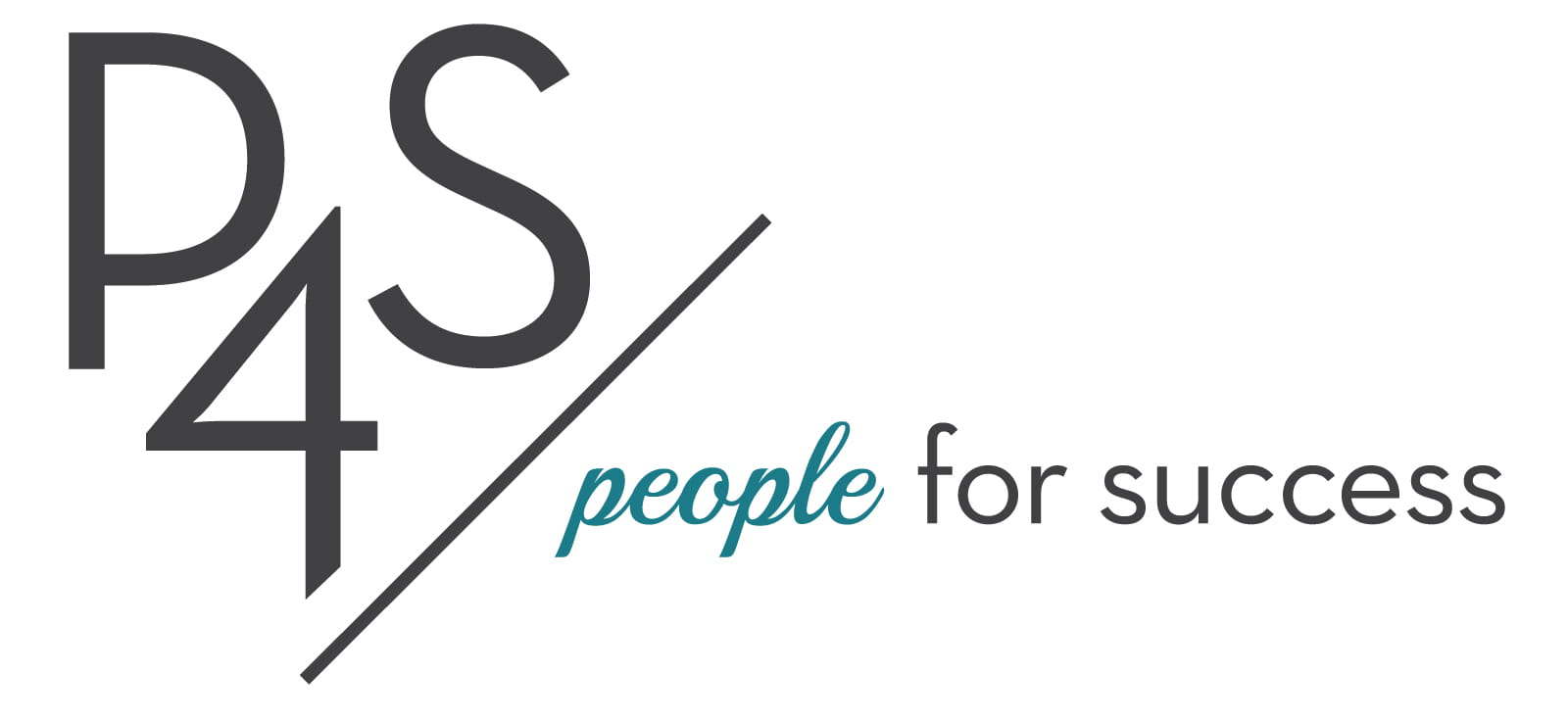 P4S - people for success