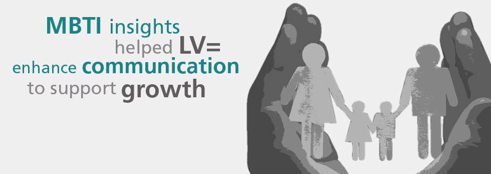 MBTI insights helped LV = enhance communication to support growth