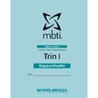 MBTI® Step I Report Booklet in Danish - 10 per pack
