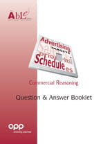 ABLE - Commercial Reasoning - question and answer booklet