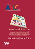 ABLE - Commercial Reasoning - manual and user's guide