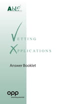 ABLE - Vetting Applications - question and answer booklet