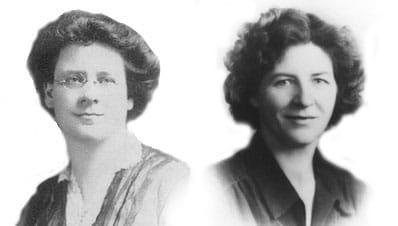 Katharine Briggs et Isabel Myers